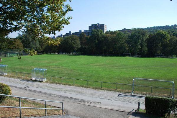 WBS Hauptspielfeld