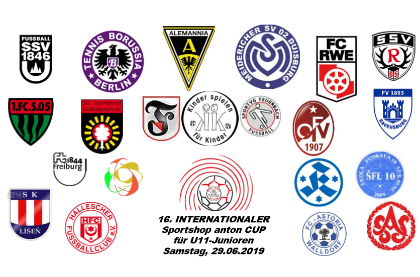 Übersicht Teams INTCUP 2019 - Stand 27.09.18