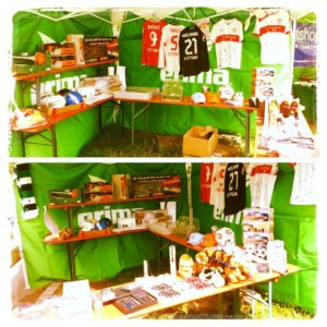 Tombola Stand