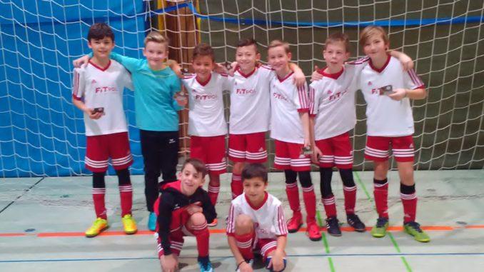 Bild vom Turnier beim VFB Oberesslingen-Zell am 13.01.18