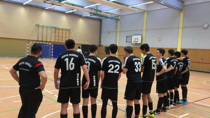 U163 Futsal Endrunde