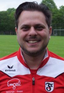 Co-Trainer | Salvatore Barraco | 0172/ 1992878
